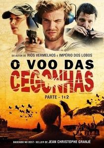 O Vôo das Cegonhas - Poster / Capa / Cartaz - Oficial 1