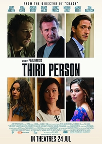 Terceira Pessoa - Poster / Capa / Cartaz - Oficial 5