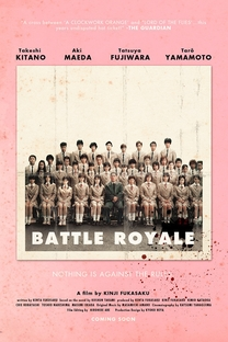 Batalha Real - Poster / Capa / Cartaz - Oficial 10