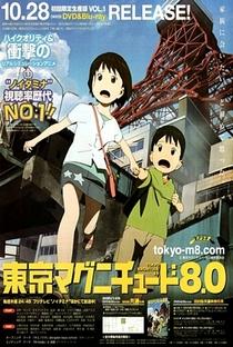 Tokyo Magnitude 8.0 - Poster / Capa / Cartaz - Oficial 12
