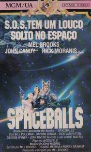 S.O.S. - Tem um Louco Solto no Espaço - Poster / Capa / Cartaz - Oficial 6