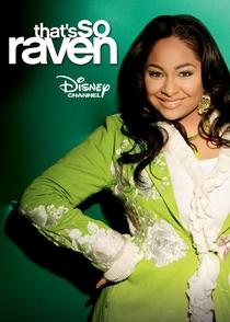 As Visões da Raven (1ª Temporada) - Poster / Capa / Cartaz - Oficial 2