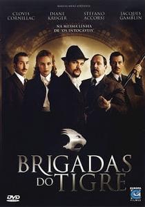 Brigadas do Tigre - Poster / Capa / Cartaz - Oficial 2