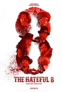 Os Oito Odiados - Poster / Capa / Cartaz - Oficial 26