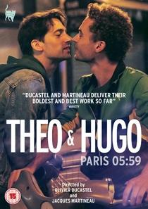 Théo e Hugo - Poster / Capa / Cartaz - Oficial 3
