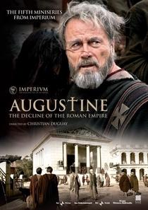 Santo Augustinho: O Declínio do Império Romano - Poster / Capa / Cartaz - Oficial 2