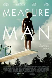 Measure of a Man - Poster / Capa / Cartaz - Oficial 1