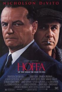 Hoffa - Um Homem, Uma Lenda - Poster / Capa / Cartaz - Oficial 1