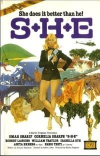 S.H.E X M.A.P. - Chantagem Internacional - Poster / Capa / Cartaz - Oficial 1