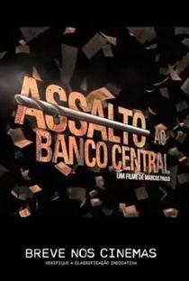 Assalto ao Banco Central - Poster / Capa / Cartaz - Oficial 3