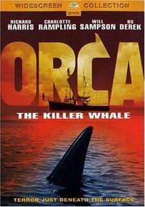 Orca - A Baleia Assassina - Poster / Capa / Cartaz - Oficial 12