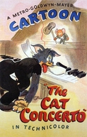 Tom & Jerry - Concerto para Gato e Piano (The Cat Concerto)