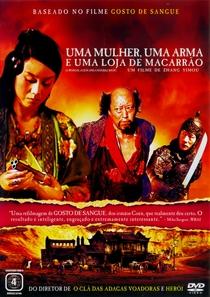 Uma Mulher, Uma Arma e Uma Loja de Macarrão - Poster / Capa / Cartaz - Oficial 2