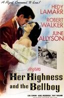 Sua Alteza e o Groom (Her Highness and the Bellboy)