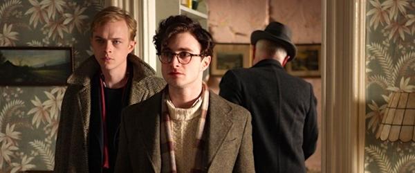 """Daniel Radcliffe em cenas e imagens de """"Kill Your Darlings"""""""