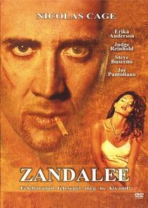 Zandalee - Uma Mulher Para Dois Homens - Poster / Capa / Cartaz - Oficial 4