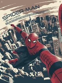 Homem-Aranha: De Volta ao Lar - Poster / Capa / Cartaz - Oficial 22