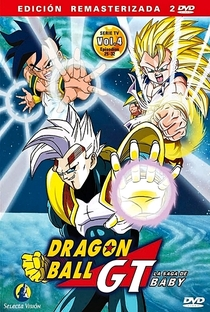 Dragon Ball GT: Saga Viagem Pelo Universo - Poster / Capa / Cartaz - Oficial 19