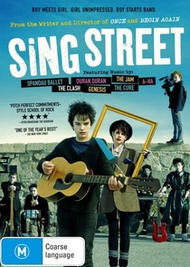 Sing Street – Música e Sonho - Poster / Capa / Cartaz - Oficial 7