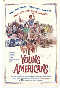 Young Americans - Poster / Capa / Cartaz - Oficial 1