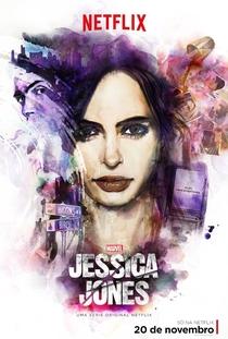 Jessica Jones (1ª Temporada) - Poster / Capa / Cartaz - Oficial 1
