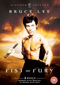 A Fúria do Dragão - Poster / Capa / Cartaz - Oficial 10