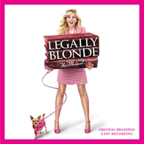 Legally Blonde: The Musical - Poster / Capa / Cartaz - Oficial 1