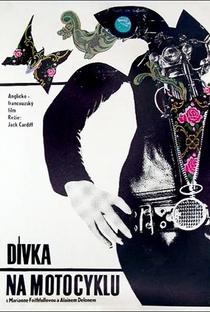 A Garota da Motocicleta - Poster / Capa / Cartaz - Oficial 8
