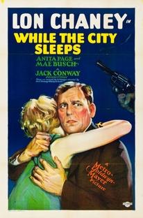 Enquanto a Cidade Dorme - Poster / Capa / Cartaz - Oficial 1