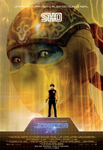 Jogador Nº 1 - Poster / Capa / Cartaz - Oficial 14