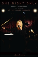 One Night Only: Barbra Streisand and Quartet at the Village Vanguard (One Night Only: Barbra Streisand and Quartet at the Village Vanguard)