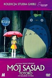 Meu Amigo Totoro - Poster / Capa / Cartaz - Oficial 70