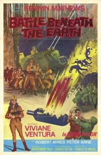 Batalha Debaixo da Terra - Poster / Capa / Cartaz - Oficial 3