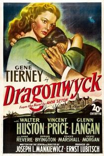 O Solar de Dragonwyck - Poster / Capa / Cartaz - Oficial 1