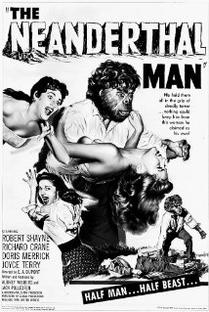 O Homem Fera - Poster / Capa / Cartaz - Oficial 1