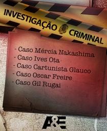 Investigação Criminal (1ª Temporada) - Poster / Capa / Cartaz - Oficial 3