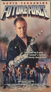 Esquadrão do Futuro - Poster / Capa / Cartaz - Oficial 1