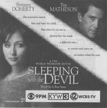 Dormindo com o Diabo - Poster / Capa / Cartaz - Oficial 1