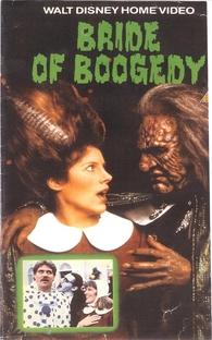 A Noiva de Boogedy - Poster / Capa / Cartaz - Oficial 1