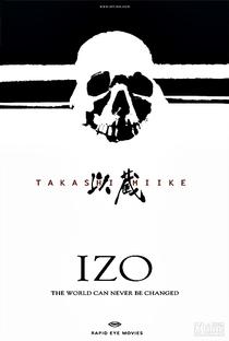 Izo - Poster / Capa / Cartaz - Oficial 2