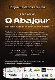 O Abajour - Poster / Capa / Cartaz - Oficial 1