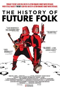 A História do Future Folk - Poster / Capa / Cartaz - Oficial 1