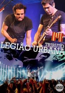 MTV ao Vivo - Tributo à Legião Urbana - Poster / Capa / Cartaz - Oficial 2