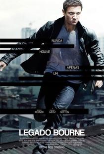 O Legado Bourne - Poster / Capa / Cartaz - Oficial 2
