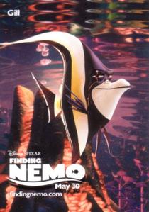 Procurando Nemo - Poster / Capa / Cartaz - Oficial 13