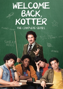 Welcome Back, Kotter - Poster / Capa / Cartaz - Oficial 1