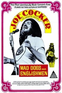 Joe Cocker e o Grupo da Pesada - Poster / Capa / Cartaz - Oficial 2