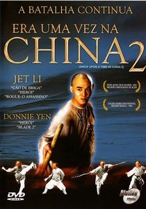 Era Uma Vez na China 2 - Poster / Capa / Cartaz - Oficial 3