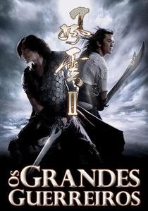 Os Grandes Guerreiros - Poster / Capa / Cartaz - Oficial 2