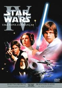 Star Wars: Episódio IV - Uma Nova Esperança - Poster / Capa / Cartaz - Oficial 5